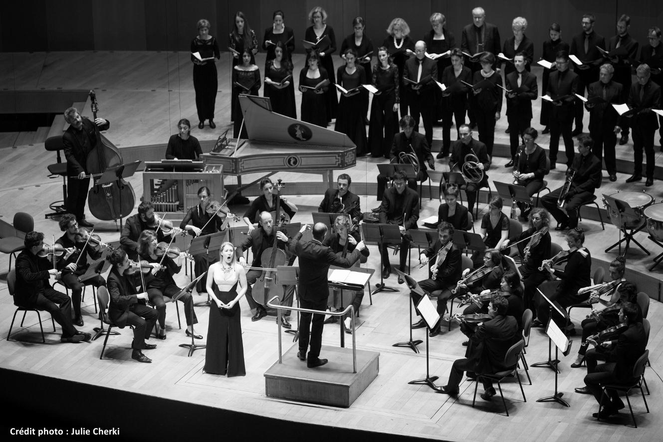 Le Concert de l'Hostel Dieu à l'Auditorium de Lyon - Crédit : Julie Cherki