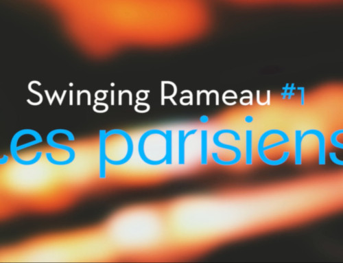 SWINGING RAMEAU – PLAYLIST