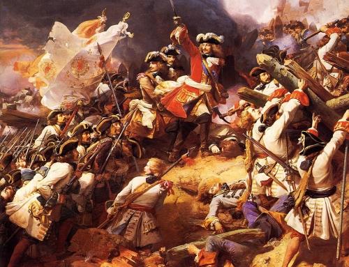 1707, le chant des anges contre le fracas des armées
