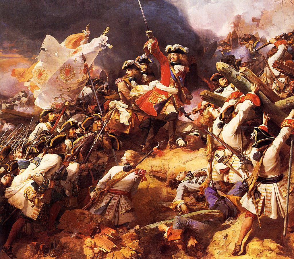 bataille de denain