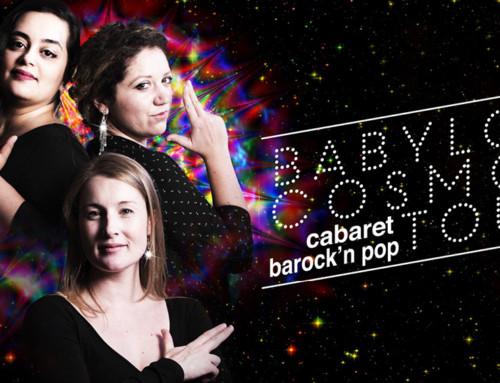 BABYLON COSMOS TOUR – TEASER