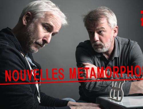 WEB-SÉRIE – LES NOUVELLES MÉTAMORPHOSES – ÉPISODE 1