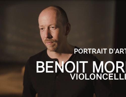 PORTRAIT D'ARTISTE #2 : Benoit Morel, violoncelle