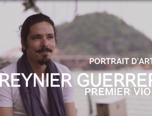 PORTRAIT D'ARTISTE #4 : Reynier Guerrero, violon