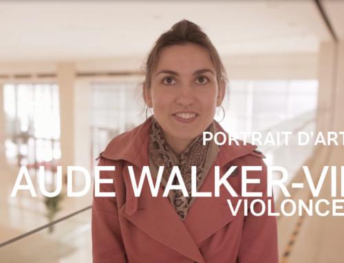 PORTRAIT D'ARTISTE #5 : Aude Walker-Viry, violoncelle