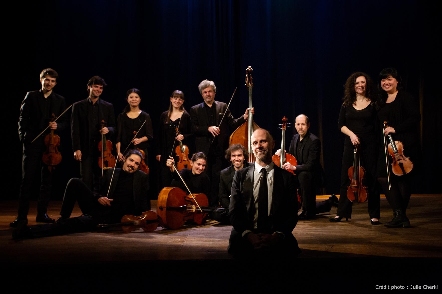 Le Concert de l'Hostel Dieu - Crédit Jean Combier