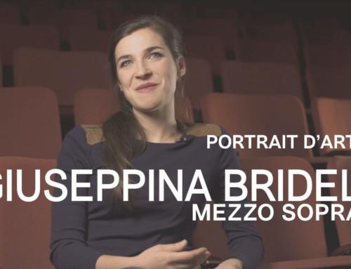 PORTRAIT D'ARTISTE #8 : Giuseppina Bridelli, mezzo-soprano