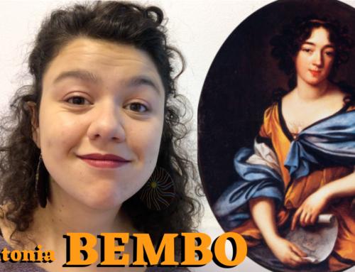 J'TE PRÉSENTE #2 – Antonia Bembo