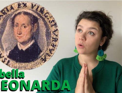 J'TE PRÉSENTE #3 – Isabella Lonarda
